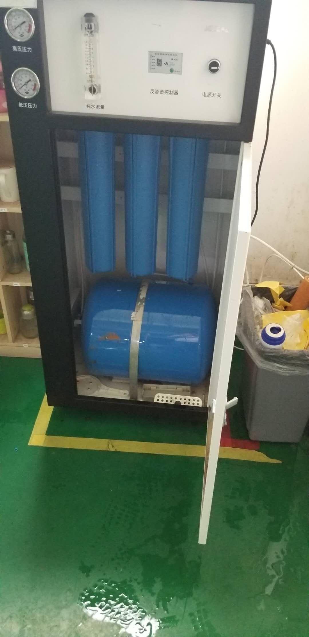 净水机漏水维修-净水机最简单的故障